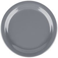 Carlisle 4385240 Peppercorn Dayton 9 inch Melamine Plate - 48/Case
