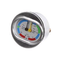 Quality Espresso 08339500 Pressure Gauge 2,5/16