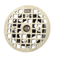 Guardian Drain Lock GDL-RFD-3500-S Floor -Round Smith