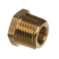 Jackson 4730-003-62-16 Reducer, 1/2 X 1/4 Brass