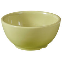GET B-45-AV Avocado Diamond Harvest 10 oz. Bowl - 24/Case