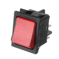 CaptiveAire RB242D1000-117 Lighted Rocker Switch