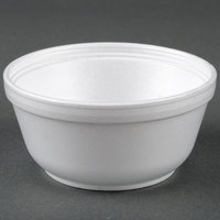 Dart Solo 12B32 12 oz. Insulated White Foam Bowl - 50/Pack