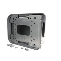 Hubbell AA2030PS Angled Wall Box