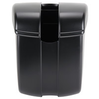 San Jamar SI2000BK Saf-T-Ice Scoop Caddy - Black