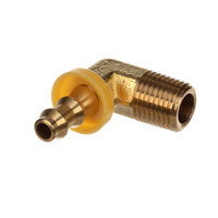 Jackson 4730-003-77-84 Elbow,Brass 901/4nptmx1/4 (91465