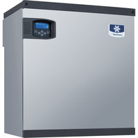 Manitowoc IB-0696YC Indigo Series QuietQube 22 inch Remote Condenser Half Size Cube Ice Machine for Beverage Dispensers - 640 lb.