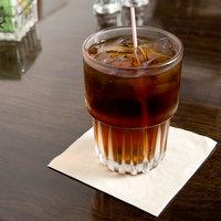 Hoffmaster 180317 Ecru / Ivory Beverage / Cocktail Napkin - 1000/Case