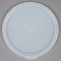 Cambro CFRSC18148 White ColdFest Crock Seal Cover - White