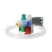 Whirlpool Corporation W10408179 Dual Valve Assy