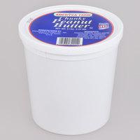 Bulk Chunky Peanut Butter 5 lb. Tub - 6/Case