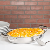 Vollrath 49412 Miramar Display Cookware 2.6 Qt. Oval Au Gratin Dish