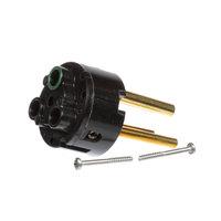 Hubbell IN330BM Plug Insert, 30 Amp