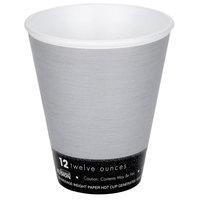 Dart 12U16FS Fusion Steele 12 oz. Foam Hot Cup - 1000/Case