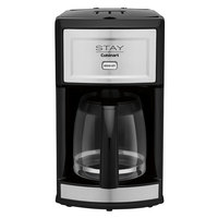 STAY by Cuisinart WCM280S Stainless Steel 12 Cup Coffee Maker - 120V