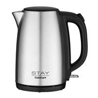 STAY by Cuisinart WCK170S Stainless Steel 1.7 Liter Kettle - 120V
