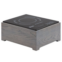 Cal-Mil 3633-83 Ashwood Countertop Induction Cooker - 120V, 1600W