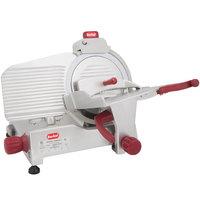 "Berkel 825E-PLUS 10"" Manual Gravity Feed Meat Slicer - 1/4 hp"