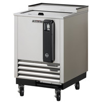 Turbo Air TBC-24SD 24 inch Super Deluxe Stainless Steel Bottle Cooler