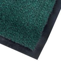 Cactus Mat 1437M-G41 Catalina Standard-Duty 4' x 10' Green Olefin Carpet Entrance Floor Mat - 5/16 inch Thick
