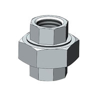 T&S 006650-40 3/4 inch NPT Union