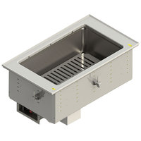 Vollrath FC-4DH-01120-T 1 Pan Drop-In Hot Food Well with Thermostatic Controls - 120V