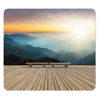 Fellowes 5916201 Mountain Nonskid Base Recycled Mouse Pad
