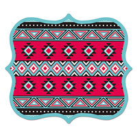 Fellowes 5919101 Designer Tribal Print Mouse Pad