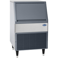 Follett UFC425A80 Maestro Plus Series 23 1/2 inch Air Cooled Undercounter Flake Ice Machine - 425 lb.