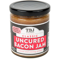 TBJ Gourmet 9 oz. Classic Uncured Bacon Jam Spread - 6/Case