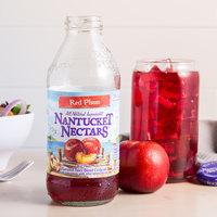 Nantucket Nectars 16 oz. Red Plum Juice   - 12/Case