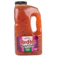 Frank's Red Hot 0.5 Gallon Sweet Chili Sauce   - 4/Case