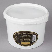 62 oz. Premium Sliced Blanched Mushrooms - 6/Case
