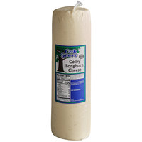 Oak Grove Dairy White Colby Longhorn Cheese - 6 lb. Solid Block