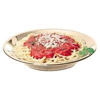 Cambro 90SPCW133 Camwear 13.5 oz. Beige Polycarbonate Round Soup / Pasta Bowl - 48/Case