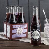 Boylan Bottling Co. 12 oz. Black Cherry Soda 4-Pack - 6/Case