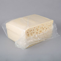 Pearl Valley Cheese Ohio Swiss Cheese - 50 lb. Block