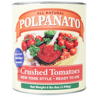 Napoli Foods Polpanato #10 Can Crushed Tomatoes   - 6/Case