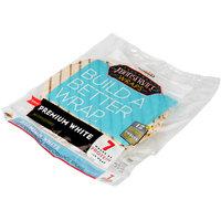 Tumaro's 12-Count 12 inch Premium White Flour Tortilla Wraps - 6/Case