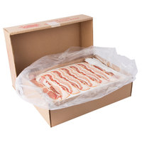 Kunzler 15 lb. Quick N Easy Original Hardwood Smoked Sliced Bacon