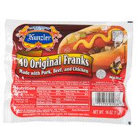 Kunzler Original Franks - 12 lb.