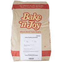 Bake'n Joy Foods Yellow Pudding Cake Mix - 50 lb.