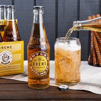 Boylan Bottling Co. 12 oz. Creme Soda 4-Pack   - 6/Case