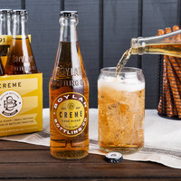 Boylan Bottling Co. 12 oz. Creme Soda   - 24/Case