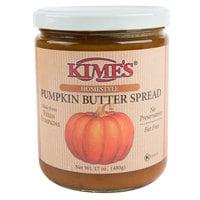 Kime's 17 oz. Homestyle Pumpkin Butter Spread - 12/Case