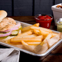 Bonanza 4.5 lb. 3/8 inch Grade A Long Fancy Regular Straight Cut French Fries - 6/Case