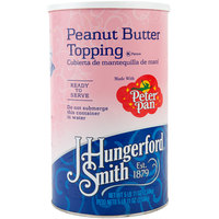 J. Hungerford Smith 5.7 lb. Peanut Butter Topping   - 3/Case