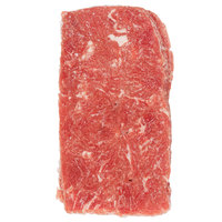 Levan Bros. 22-Count Case of 7 oz. Portions Lightly Seasoned Beef Steak Sandwich Slices - 10 lb.
