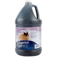 J. Hungerford Smith Fulflavor 1 Gallon Chocolate Fountain & Shake Syrup   - 4/Case