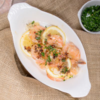4 lb. Box 26-30 Count Shell On Raw Vannamei Shrimp
